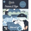 Carta Bella Frames & Tags - Winter Market