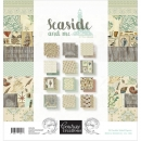 "Couture Creations Paper Pack - Seaside and me 12"" x 12"""
