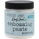 Wendy Vecchi Embossing Paste - Transparent