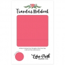 Echo Park Travelers Notebook - Standard - Coral