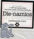 Die-namics / Musical Notes Die