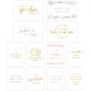 Project Life - Specialty Cards - Souther Weddings 12 Stck.