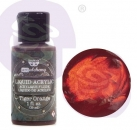 Prima - Art Alchemy - Liquid Acrylic - Tiger Orange