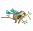Stamping Bella - Bella`S EXCLUSIVE IMAGES - Sloth On A Branch