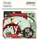 Simple Stories Journal Bits - Jingle All the Way
