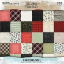 "Tim Holtz Paper Stash - 8"" x 8"" Christmas"