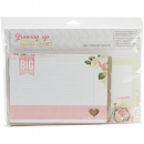 Mini Album Chipboard Album Kit - Growing up Girl Collection