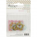 Webster Pages Paper Clips - Happy 15 Stk.