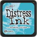 Mini Distress Ink Pad - Broken China