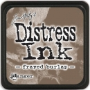 Mini Distress Ink Pad - Frayed Burlap